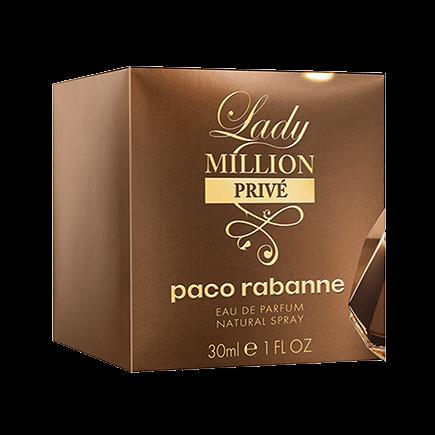 Paco Rabanne Lady Million Prive Eau de Parfum Spray