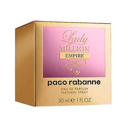 Paco Rabanne Lady Million Empire Eau de Parfum Spray
