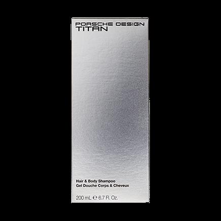 Porsche Design Titan Hair & Body Shampoo