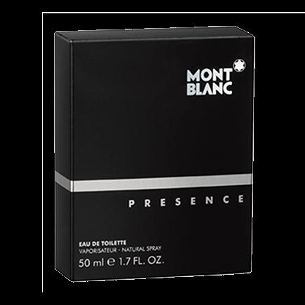 Montblanc Presence Homme Eau de Toilette Spray