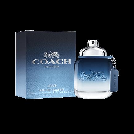 Coach Blue Eau de Toilette