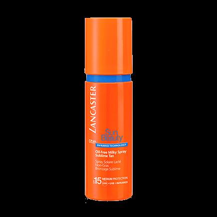Lancaster Sun Beauty Oil-Free Milky Spray SPF 15