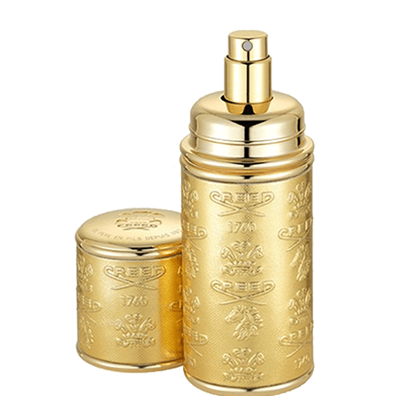 Creed Luxussortiment Atomizer Gold