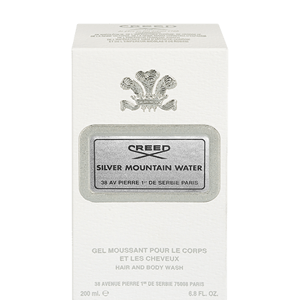 Creed Bath, Body & Accessoires Silver Mountain Water Shower Gel