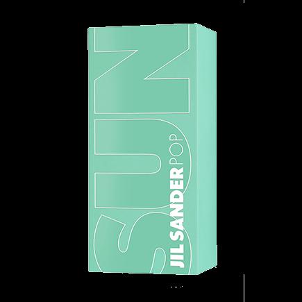 Jil Sander Sun Pop Green Fusion Eau de Toilette Natural Spray