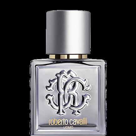 Roberto Cavalli Uomo Silver Essence Eau de Toilette Natural Spray