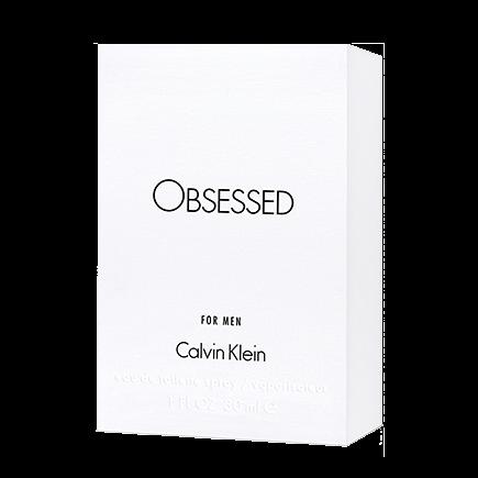 Calvin Klein Obsessed For Men Eau de Toilette Spray