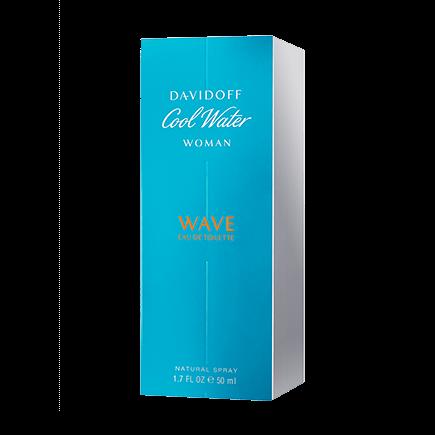 Davidoff Cool Water Woman Wave Eau de Toilette Spray