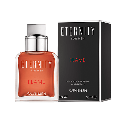 Calvin Klein Eternity Flame For Men Eau de Toilette Natural Spray