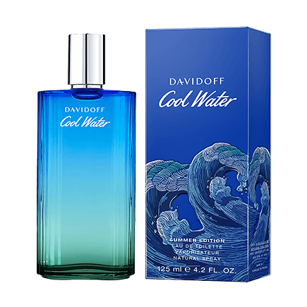 Davidoff Cool Water Man Summer Edition 2019 Eau de Toilette Spray