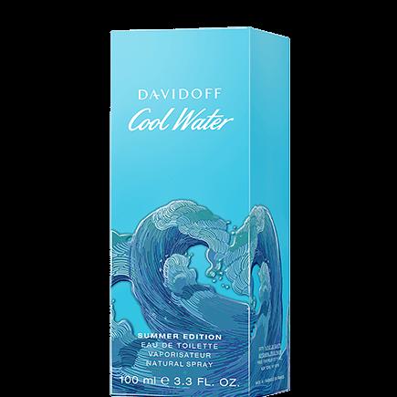 Davidoff Cool Water Woman Summer Edition 2019