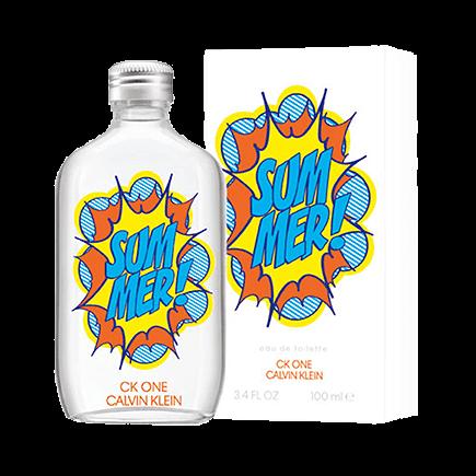 Calvin Klein CK One Summer Edition 2019 Eau de Toilette Spray