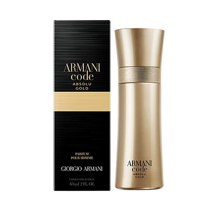 Armani Code Absolu Gold EdP