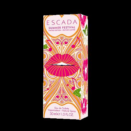 Escada Fashion Fragrance Limited Edition Summer Festival Eau de Toilette