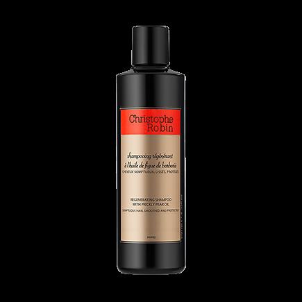 Christophe Robin Regenerating Shampoo with Prickyl Pear Oil
