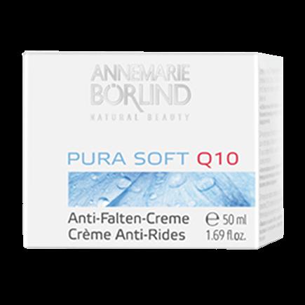 ANNEMARIE BÖRLIND Pura Soft Q10 Anti-Falten Creme