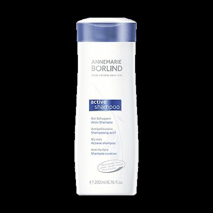 ANNEMARIE BÖRLIND Seide Natural Hair Care Aktiv Shampoo