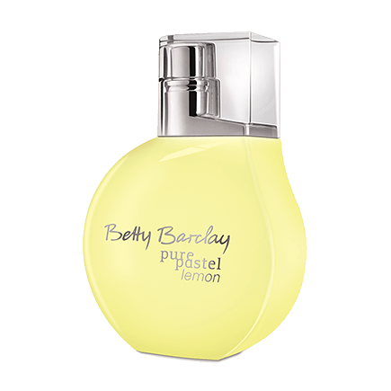 Betty Barclay Pure Pastel Lemon Eau de Toilette Natural Spray