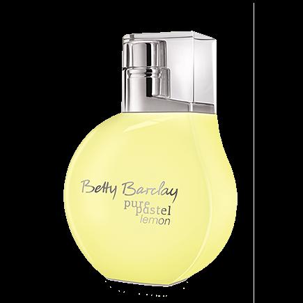 Betty Barclay Pure Pastel Lemon Eau de Parfum Natural Spray