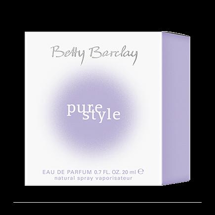Betty Barclay pure style Eau de Parfum Spray
