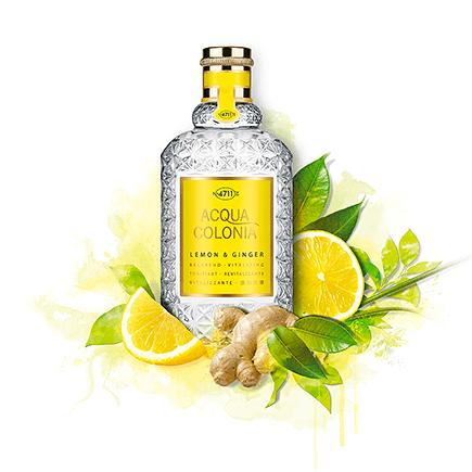 Acqua Colonia 4711 Lemon & Ginger Eau de Cologne Spray
