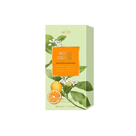 Acqua Colonia 4711 Mandarine & Cardamom Eau de Cologne Spray