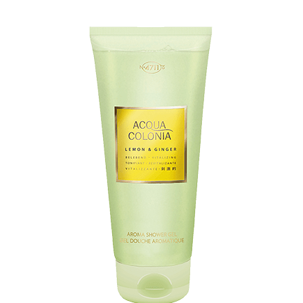 4711 Acqua Colonia Lemon & Ginger Shower Gel