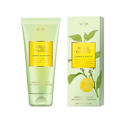 Acqua Colonia 4711 Lemon & Ginger Shower Gel