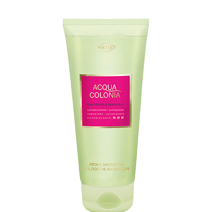 4711 Acqua Colonia Pink Pepper & Grapefruit Shower Gel