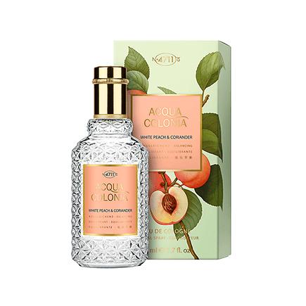 Acqua Colonia 4711 White Peach & Coriander Eau de Cologne Spray