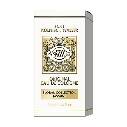 4711 Floral Collection Jasmine Eau de Cologne Spray