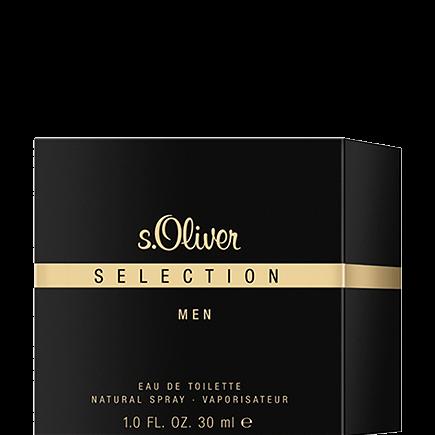 s.Oliver Selection Men Eau de Toilette Spray