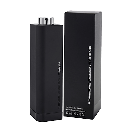 Porsche Design 180 Black Eau de Toilette Spray