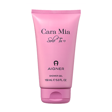 Aigner Cara Mia Solo Tu Shower Gel