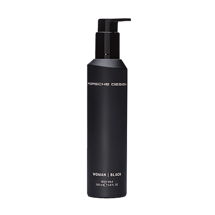 Porsche Design Woman Black Body Milk