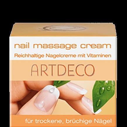 ARTDECO Nail Massage Cream 2 NAIL MASSAGE CREAM