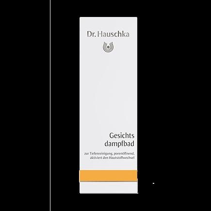 Dr. Hauschka Gesichtspflege Gesichtsdampfbad