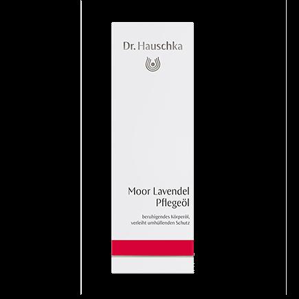 Dr. Hauschka Körperpflege Moor Lavendel Pflegeöl