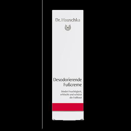 Dr. Hauschka Körperpflege Desodorierende Fußcreme