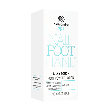 Alessandro SILKY TOUCH FOOT FUSSPUDERLOTION