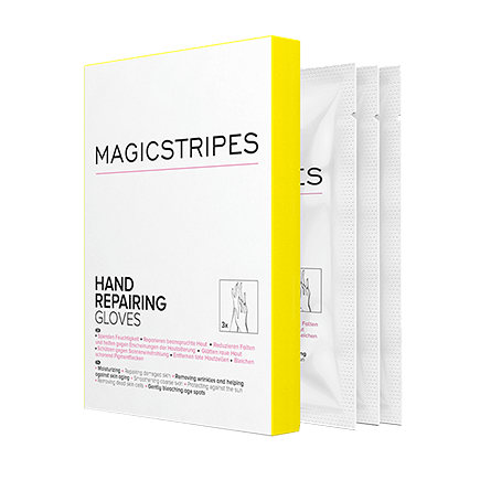 Magicstripes Hand Repairing Gloves Box (3 Masken)