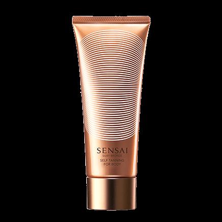 Sensai Silky Bronze SELF TANNING FOR BODY