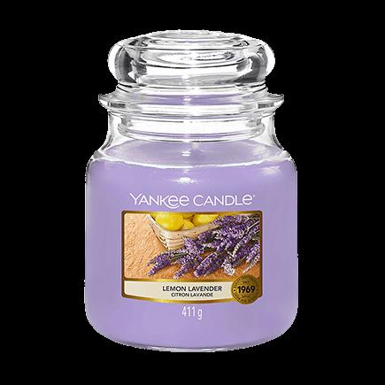 Yankee Candle Classic Lemon Lavender Duftkerze