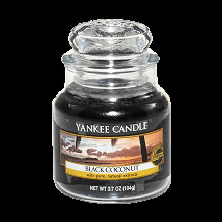 Yankee Candle Classic Black Coconut Duftkerze