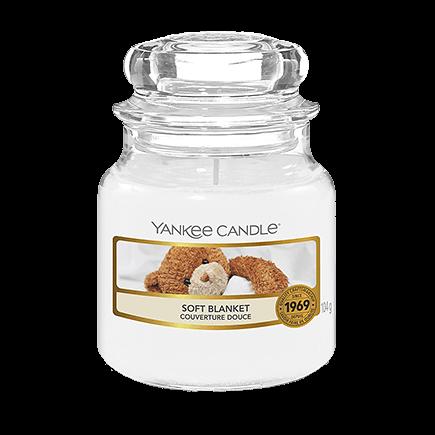 Yankee Candle Classic Soft Blanket Duftkerze