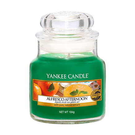 Yankee Candle Classic Alfresco Afternoon