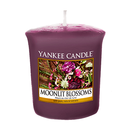 Yankee Candle Classic Sampler Moonlit Blossoms