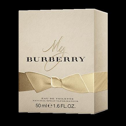 Burberry My BURBERRY Eau de Toilette Natural Spray