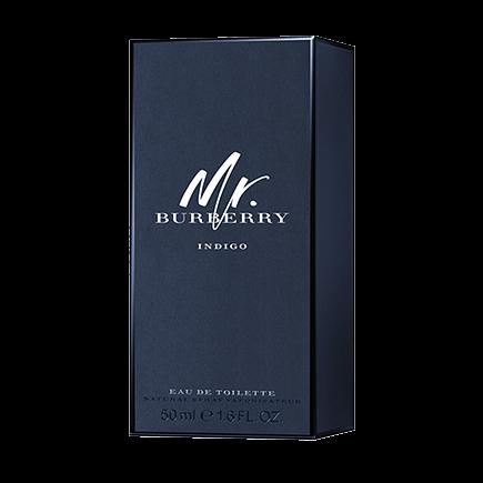 Burberry Mr. BURBERRY INDIGO Eau de Toilette Natural Spray