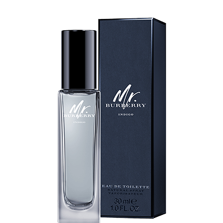 Burberry Mr. BURBERRY INDIGO Eau de Toilette Travel Spray